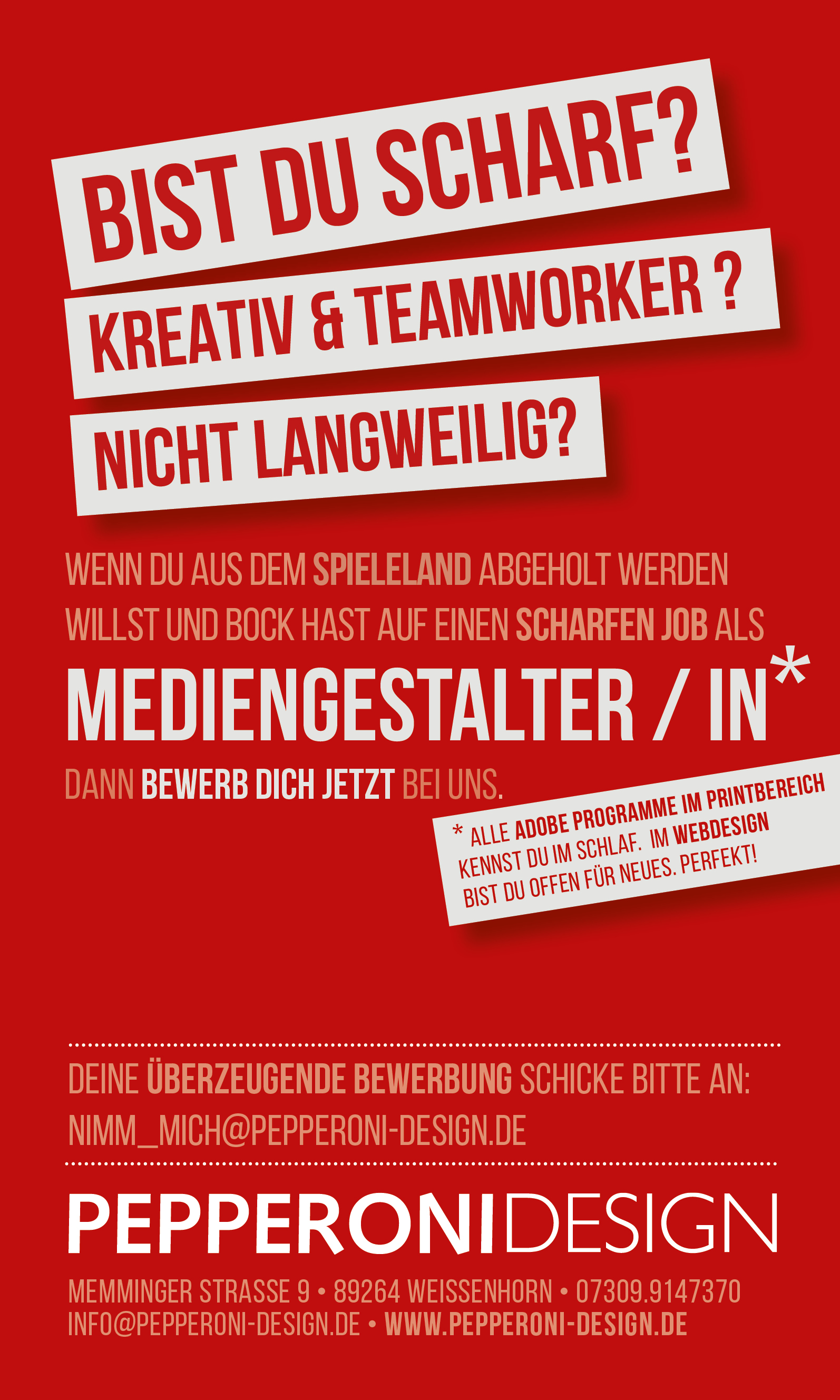 Design jobs for Mediengestalter offenbach